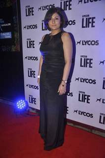 Urvashi Dholakia Snapped at LYCOS LIFE event!