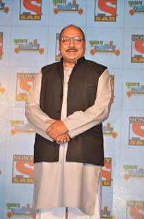 Sudhir Pandey at Launch of SAB TV Show 'Krishan Kanhaiya'