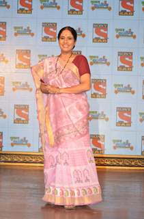 Shubhangi Gokhale at Launch of SAB TV Show 'Krishan Kanhaiya'