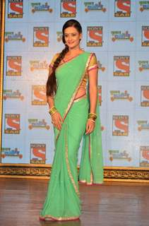 Jaswir Kaur at Launch of SAB TV Show 'Krishan Kanhaiya'