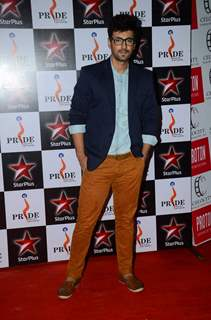 Dishank Arora at Pride Awards