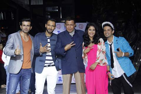 Pose Time! - Press Meet of Dance India Dance Season 5