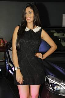 Mrunal Thakur at Launch of Sai and Shakti Anand's Entertainment Company