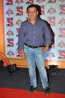 Atul Parchure at the SAB Ke Anokhe Awards