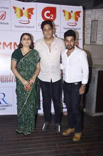 Inder Kumar at an Iftar Party Organised by an NGO