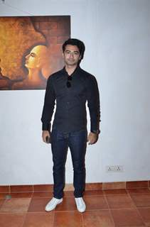 Harshad Arora for Promotions of Preetika Rao's New Music Video