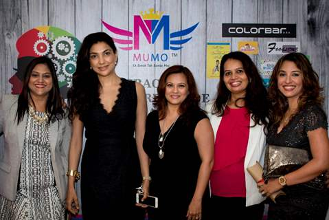 Manasi Joshi, Parizaad Zorabian and Others at 'Grey Code' Event