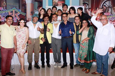 TV Celebs at Launch of Hum Aapke Ghar Mein Rehte Hain