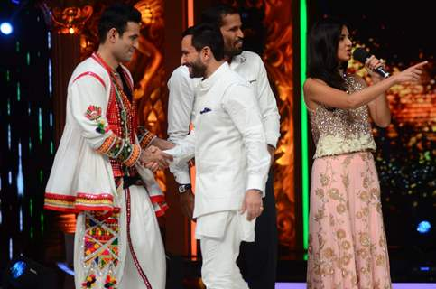 Promotions of Phantom on Jhalak Dikhla Jaa 8