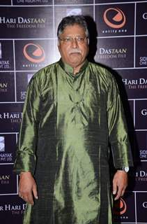 Vikram Gokhale was at the Premier of Gour Hari Dastaan