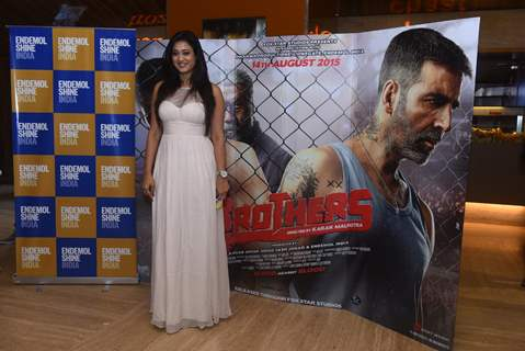 Shweta Tiwari at Special Screening of Brothers
