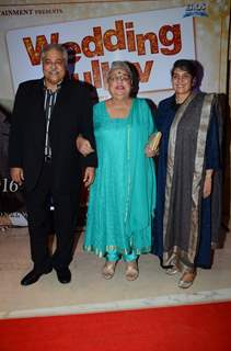 Satish Shah at Trailer Launch of the film Wedding Pulav
