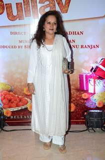 Himani Shivpuri at Trailer Launch of the film Wedding Pulav