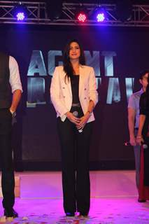 Aahana Kumra at Launch of & TV's New Shows 'Deal Or No Deal' and 'Agent Raghav - Crime Branch'