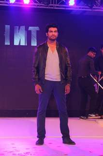 Sharad Kelkar at Launch of & TV's New Shows 'Deal Or No Deal' and 'Agent Raghav - Crime Branch'