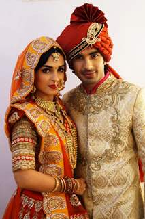 Mohit Sehgal and Shiny Doshi in Sarojini