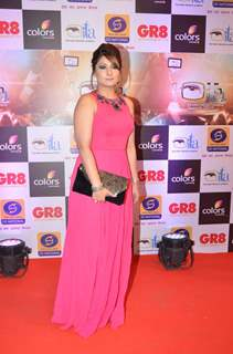 Urvashi Dholakia at GR8 ITA Awards
