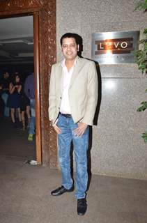 Rahul Mahajan at Sargun Mehta's Birthday Bash