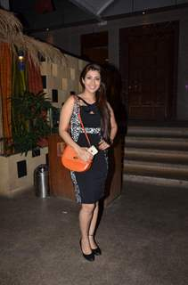 Ankita Bhargava at Sargun Mehta's Birthday Bash