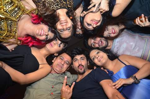 TV Celebs at Janvi Vora's Birthday Bash