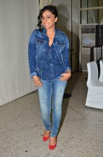 Shweta Salve at Pepe Jeans Kids Wear Launch