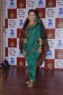 Rinku Karmarkar at Zee TV's New Show 'Yeh Vaada Raha' at Launch
