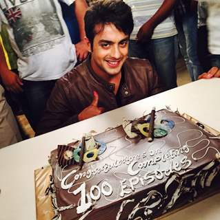 Gaurav S Bajaj at 100 Episode Completion of Piya Rangrezz