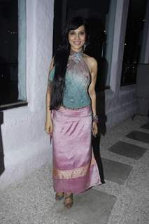 Anupama Verma at Launch of Her New Fashion Line
