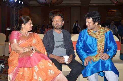 Shekhar Kapur at Saregama Launches Classical Music App