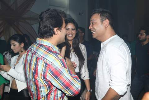 Shweta Tiwari at Siddharth Kumar Tewary's Birthday Bash