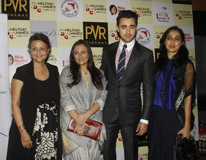 Imran Khan was at the Special Screening of Katti Batti for NGO Kids