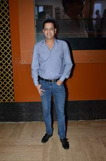 Rahul Mahajan at Screening of Kis Kisko Pyaar Karoon
