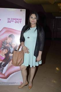 Tanya Abrol was at the Trailer Launch of Ishq ne Krazy Kia Re
