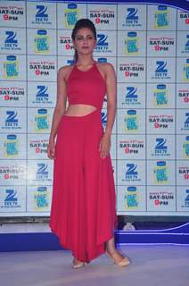 Madhurima Tulli at Launch of Zee TV 'I Can Do That'