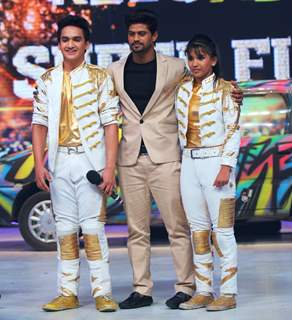 Faisal Khan and Vaishnavi at Jaa Reloaded Grand Finale!