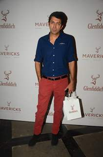 Kunal Kohli at Glenfiddich Mavericks Dinner