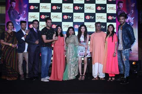 Launch of New Show 'Yeh Kahan Aa Gaye Hum'