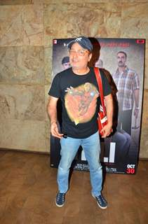 Vinay Pathak at the Special Screening of Titli