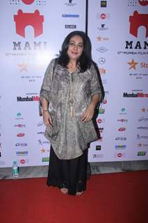 Meghna Gulzar at MAMI Film Festival Day 2