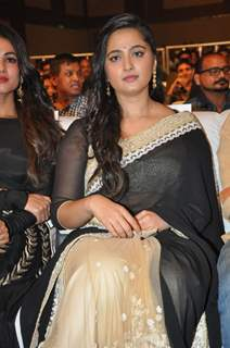 Anushka Shetty Snapped at an Event