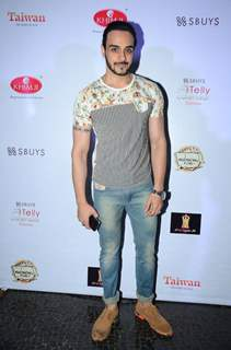 Angad Hasija at Tele Calendar Launch