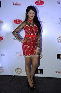 Kanchi Singh at Tele Calendar Launch