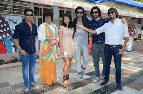 TV Celebs Celebrate Diwali with Kids
