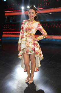 Gauahar Khan at Grand Finale of 'I Can Do That'