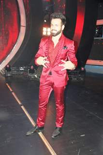 Rithvik Dhanjani at Grand Finale of 'I Can Do That'