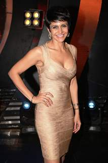 Mandira Bedi at Grand Finale of 'I Can Do That'