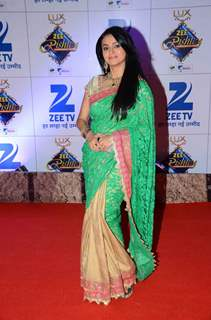 Sheetal Thakkar at Zee Rishtey Awards 2015