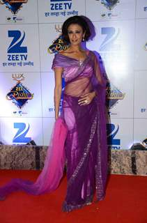 Achint Kaur at Zee Rishtey Awards 2015