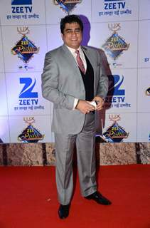 Ayub Khan at Zee Rishtey Awards 2015