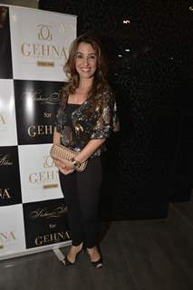 Perizaad Zorabian Irani at Shaheen Abbas Collection Launch at Gehna